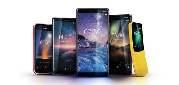 3415ccd89f81c Пять новых телефонов Nokia и непревзойдённый Android One